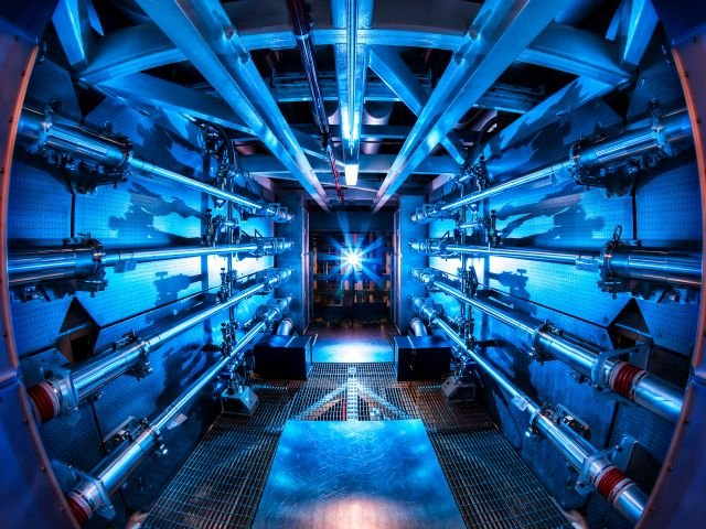 Foto: National Ignition Facility