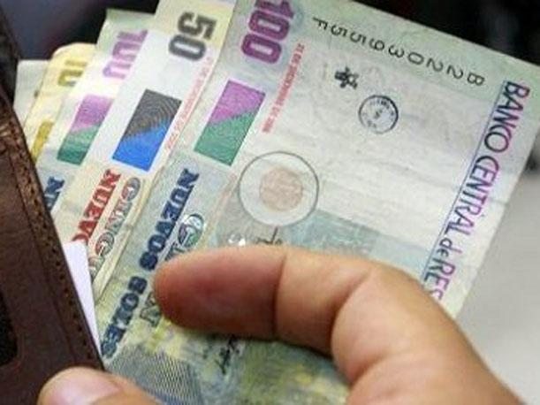 sueldo minimo