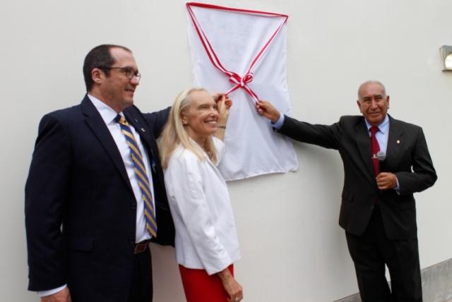 Canadá participó en inauguración de nuevo local del Centro Tecnológico Minero CETEMIN