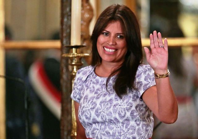 Ministra Carmen Omonte (Foto: Andina)