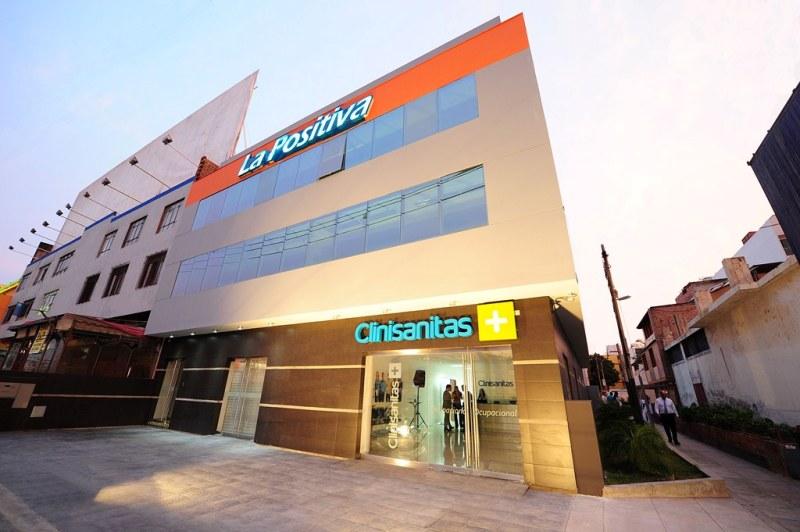 Clinisanitas inaugura su primer centro médico ocupacional en Lima