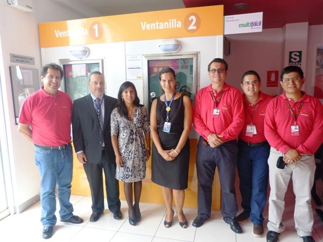 Hermes inaugura en Cañete agencia Multifácil en alianza con Compartamos Financiera