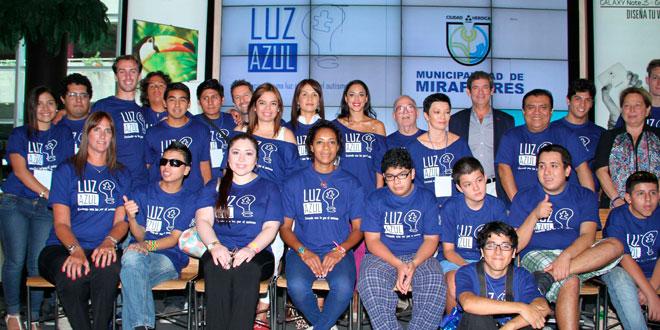 Jockey Plaza se suma a la campaña Luz Azul a favor del autismo