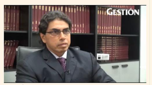 Luis Ramírez, gerente general de Kevala Advisors