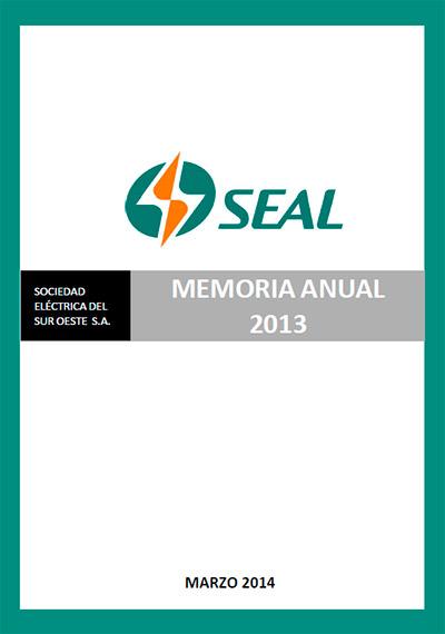 Memoria-Anual-2013-SEAL