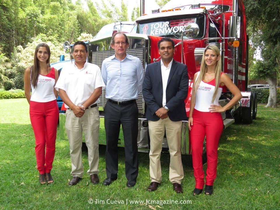 Tour Kenworth llega a Lima con Tracto-Camiones Americanos
