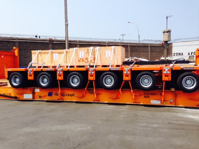 Triton Transports continúa potenciando los servicios para sus clientes