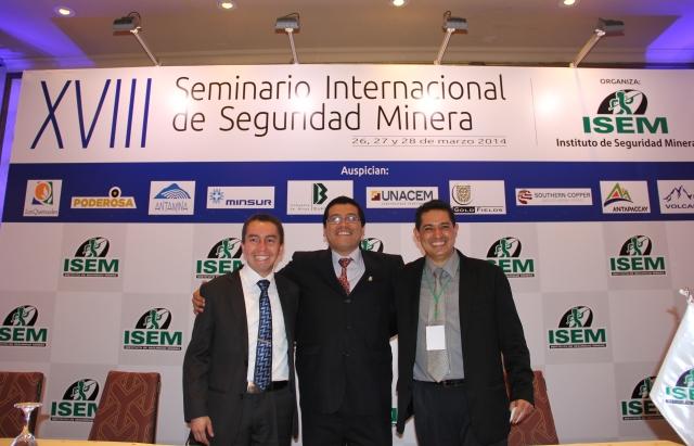 XVIII Seminario Internacional de Seguridad Minera