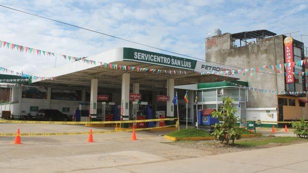 En Huánuco todos los grifos permanecen cerrados. (Foto: Esteban Soriano