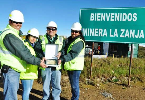 Foto: Seguridad Minera