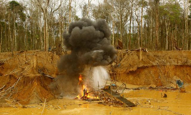mineria ilegal-tia goya