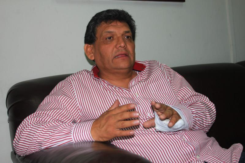 Alfredo Álvarez Díaz (Foto: Correo)