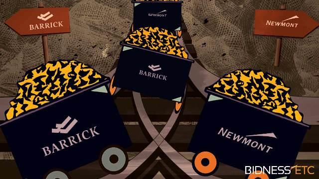 Barrick-Newmont