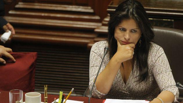 Carmen Omonte (Foto: Perú 21)