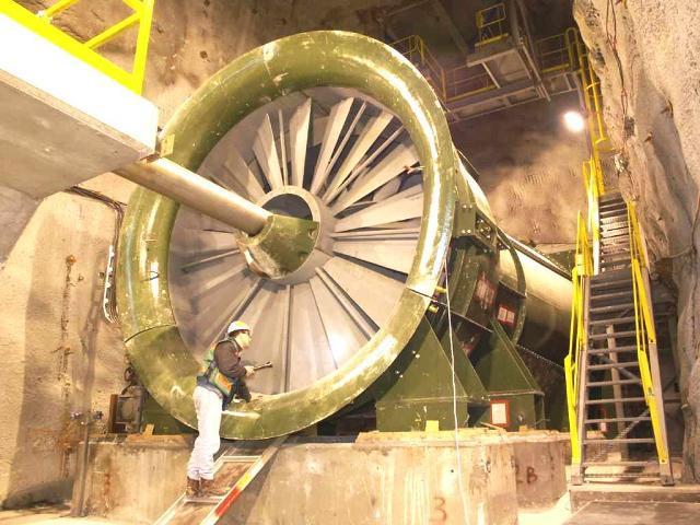 Cidelsa y Howden revolucionarán los sistemas de ventilación en el sector minero