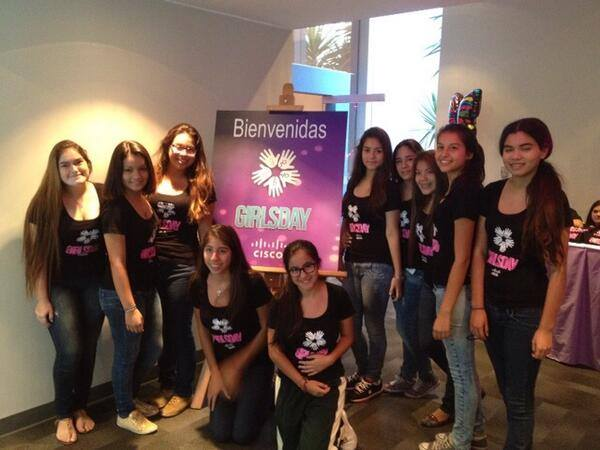 Cisco apoya iniciativa Girls Day in ICT