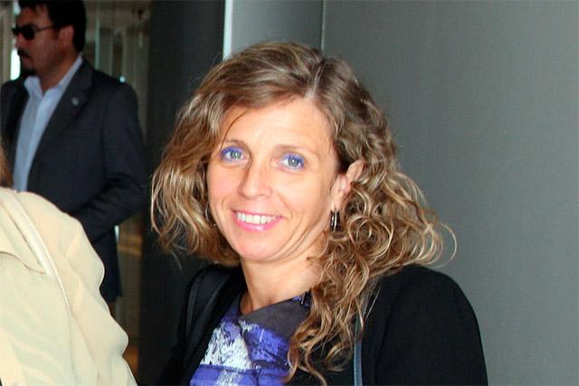 Claudia Pacheco, Directora de desarrollo comunitario de Codelco
