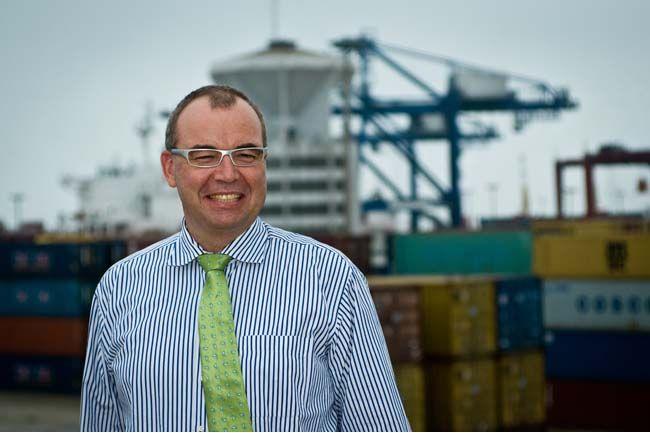 Henrik Kristensen, Director General de APM Terminals Callao.