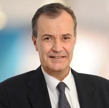 Johan Halling , Presidente del área de negocio de Técnicas de Minería y Excavación de Rocas.