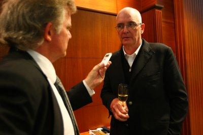 John Mirko, Presidente y CEO de Rokmaster (Foto: BVL)