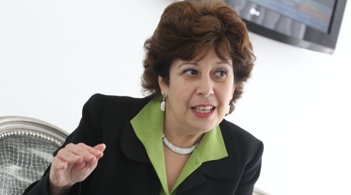 Liliana Rojas, investigadora principal del Center for Global Development.
