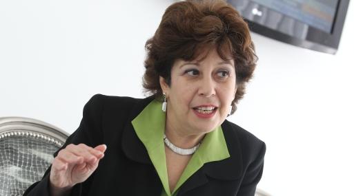 Liliana Rojas, investigadora principal del Center for Global Development.