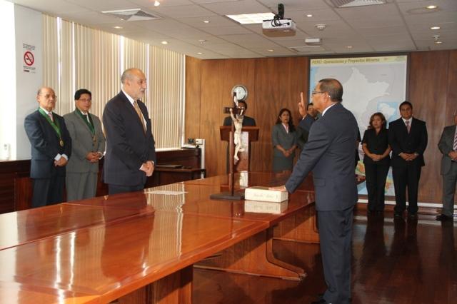 Foto: Ministerio de Energía y Minas