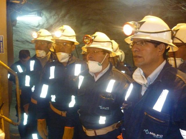 MILPO Mineros
