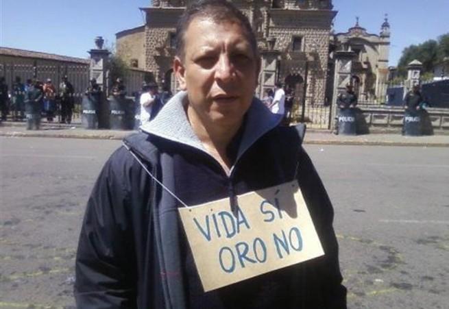 Marco Arana (Foto: Infolatam)