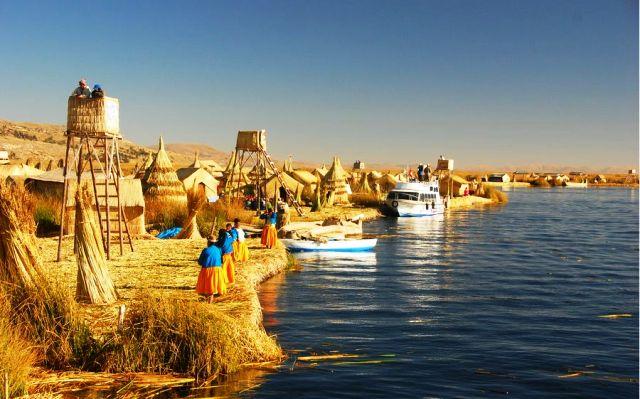 Resultado de imagen para lago titicaca puno