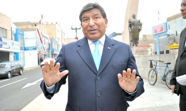 alcalde Carita