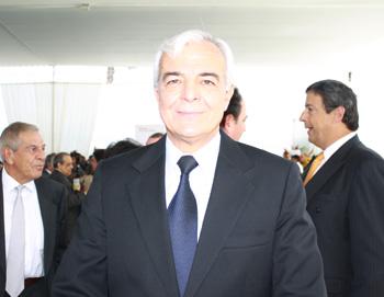 Carlos Gálvez, Gerente de Finanzas/Compañía de Minas Buenaventura.