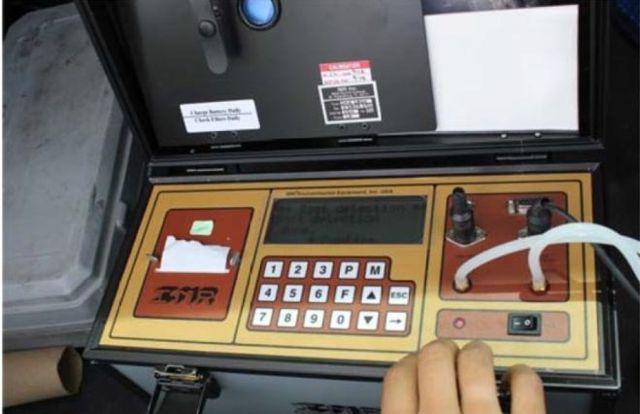 equipos de medicion de calidad ambiental