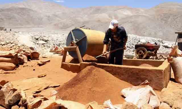 mineria ilegal- caraveli