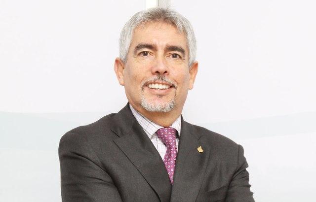José Francisco Arata, presidente de la petrolera canadiense, asegura que esta unidad flotante exportará al mercado internacional 60 millones de pies cúbicos de gas al año.