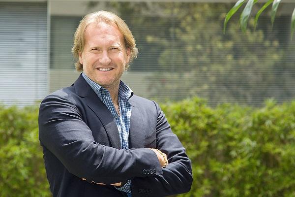Andrés Marsano Conroy, vicepresidente ejecutivo de MARSA.