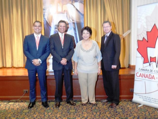 Beatriz Merino - Cámara de Comercio Canadá - Perú