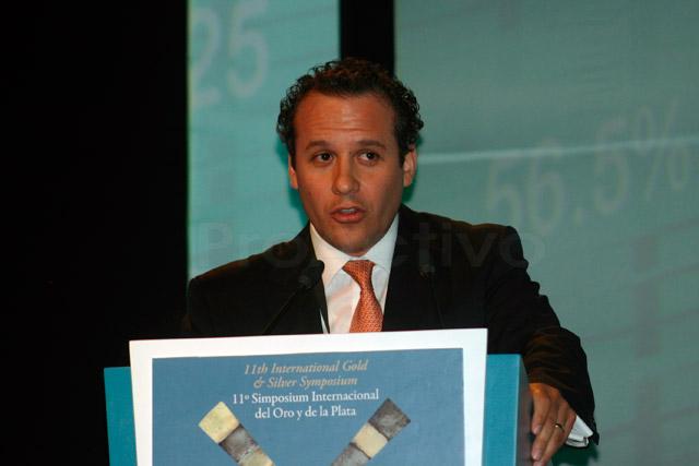 Carlos de Alba, analista de Morgan Stanley.