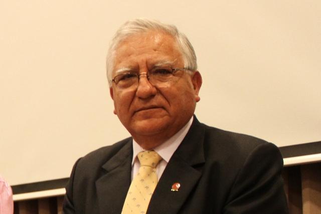 Edgardo Alva, director general de Minería del Ministerio de Energía y Minas (MEM)