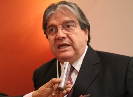 Eduardo Chaparro, Director Ejecutivo de la Cámara Asomineros de Colombia