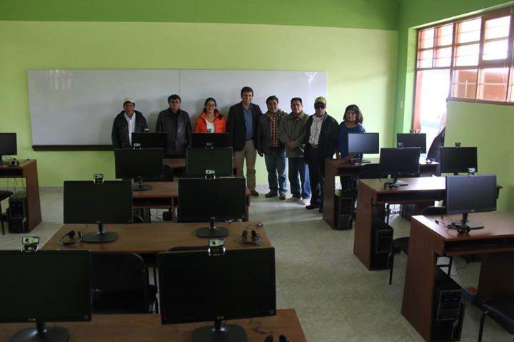 Fondo Social Alto Chicama entrega moderno local educativo en Huamachuco