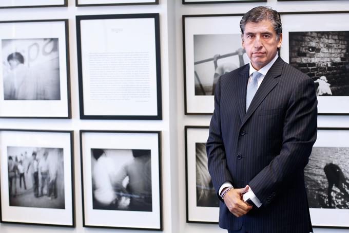 Humberto Nadal, CEO de Cementos Pacasmayo (Foto: Poder 360)