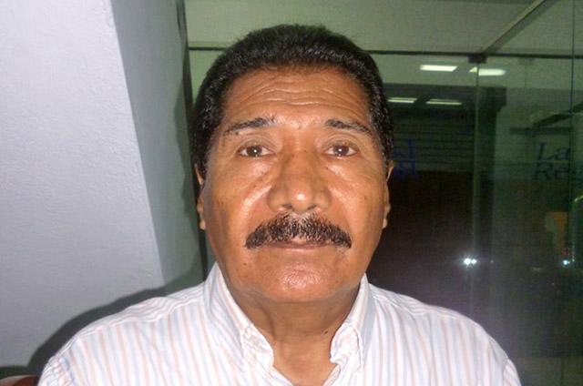 Jaime Villalba Palomino (69) presidente de la Cámara de Comercio Binacional Colombo- Peruano