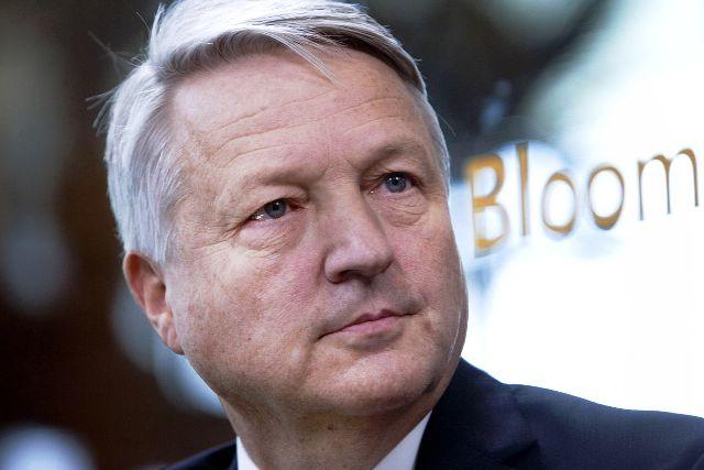Jamie Sokalsky, Barrick Gold Corp. Chief Executive Officer. (Photographer: Joshua Prezant/Bloomberg)