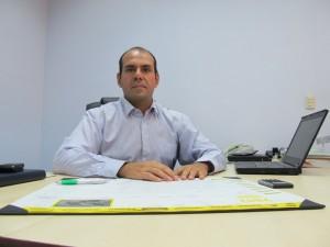 Javier Eduardo Barrón Plata, Gerente General de Cresko.