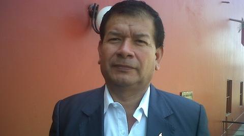 Jorge Montenegro Chavesta, Viceministro de Desarrollo e Infraestructura Agraria y Riego. (Foto: Radio Uno)