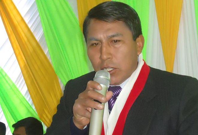 Chucuito, José Cormilluni Quispe (Foto: Radio Pachamama)