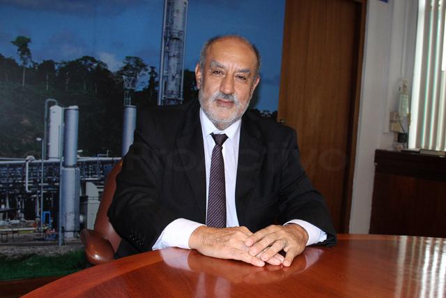 Ministro Eleodoro Mayorga