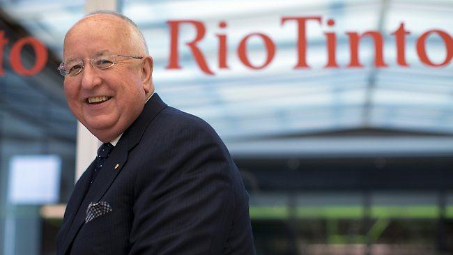 Sam Walsh, CEO de Rio Tinto.