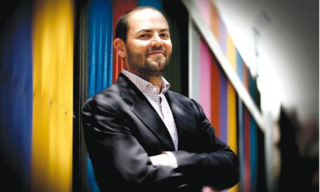 Sergio Borasino, headhunter (Foto: La República)